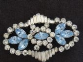 VINTAGE DIAMANTE BROOCHES, ANTIQUE PASTE PINS AND SPARKLY DRESS CLIPS  - CLICK HERE TO BROWSE